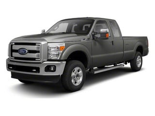 Sterling Gray Metallic 2011 Ford Super Duty F-250 SRW Pictures Super Duty F-250 SRW Supercab XL 2WD photos front view