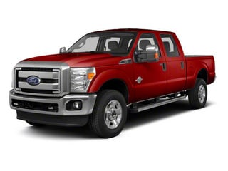 Vermillion Red 2011 Ford Super Duty F-350 DRW Pictures Super Duty F-350 DRW Crew Cab XL 2WD photos front view