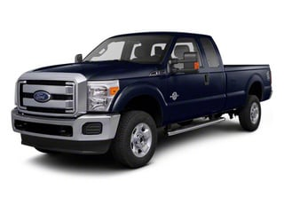 Dark Blue Pearl Metallic 2011 Ford Super Duty F-350 DRW Pictures Super Duty F-350 DRW Supercab XLT 2WD photos front view