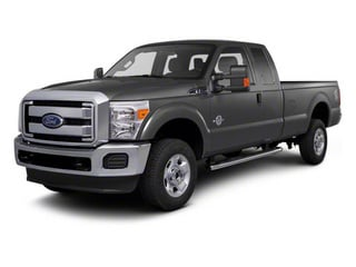 Sterling Gray Metallic 2011 Ford Super Duty F-350 DRW Pictures Super Duty F-350 DRW Supercab XLT 2WD photos front view