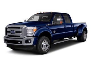 Dark Blue Pearl Metallic 2011 Ford Super Duty F-450 DRW Pictures Super Duty F-450 DRW Crew Cab Lariat 4WD T-Diesel photos front view
