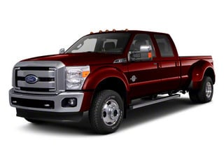 Royal Red Metallic 2011 Ford Super Duty F-450 DRW Pictures Super Duty F-450 DRW Crew Cab Lariat 4WD T-Diesel photos front view