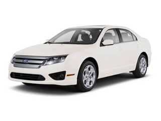 White Platinum Metallic Tri-Coat 2011 Ford Fusion Pictures Fusion Sedan 4D Hybrid photos front view