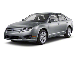 Sterling Gray Metallic 2011 Ford Fusion Pictures Fusion Sedan 4D Hybrid photos front view