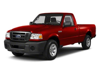 Torch Red 2011 Ford Ranger Pictures Ranger Regular Cab XL photos front view
