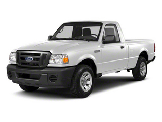 Oxford White 2011 Ford Ranger Pictures Ranger Regular Cab XL photos front view