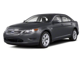 Sterling Gray Metallic 2011 Ford Taurus Pictures Taurus Sedan 4D SHO AWD photos front view