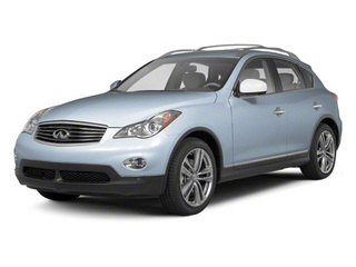 Arctic Blue 2011 INFINITI EX35 Pictures EX35 Wagon 4D AWD photos front view