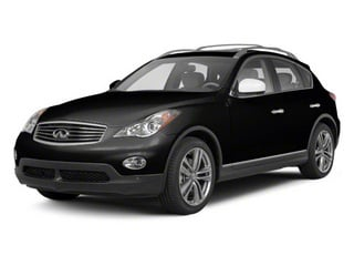 Black Obsidian 2011 INFINITI EX35 Pictures EX35 Wagon 4D AWD photos front view