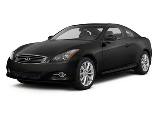 Malbec Black 2011 INFINITI G37 Coupe Pictures G37 Coupe 2D IPL photos front view