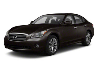 Malbec Black 2011 INFINITI M37 Pictures M37 Sedan 4D photos front view