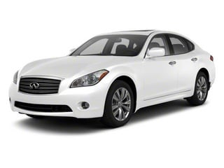 Moonlight White 2011 INFINITI M56 Pictures M56 Sedan 4D photos front view