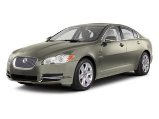 Cashmere 2011 Jaguar XF Pictures XF Sedan 4D photos front view