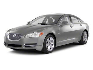 Liquid Silver 2011 Jaguar XF Pictures XF Sedan 4D photos front view