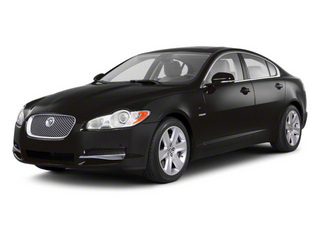 Pearl Grey 2011 Jaguar XF Pictures XF Sedan 4D Supercharged photos front view