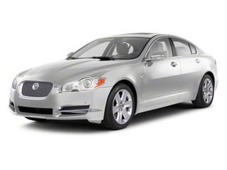 Polaris White 2011 Jaguar XF Pictures XF Sedan 4D photos front view