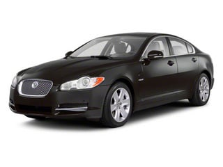 Stratus Grey 2011 Jaguar XF Pictures XF Sedan 4D Supercharged photos front view