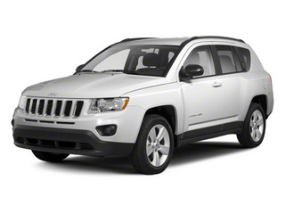 Bright White 2011 Jeep Compass Pictures Compass Utility 4D Latitude 4WD photos front view