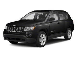 Brilliant Black Crystal Pearl 2011 Jeep Compass Pictures Compass Utility 4D Latitude 4WD photos front view