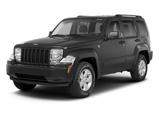 Dark Charcoal Pearl 2011 Jeep Liberty Pictures Liberty Utility 4D Sport 4WD photos front view
