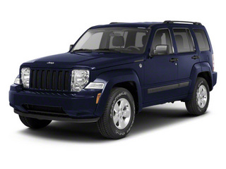 Blackberry Pearl 2011 Jeep Liberty Pictures Liberty Utility 4D Sport 4WD photos front view