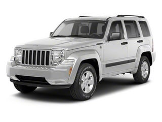 Bright Silver Metallic 2011 Jeep Liberty Pictures Liberty Utility 4D Sport 4WD photos front view