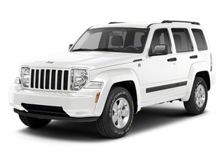 Bright White 2011 Jeep Liberty Pictures Liberty Utility 4D Sport 4WD photos front view