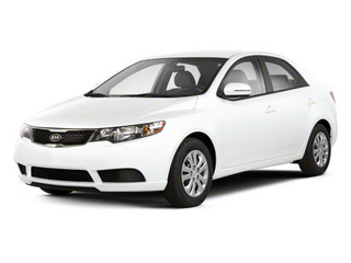Snow White Pearl 2011 Kia Forte Pictures Forte Sedan 4D SX photos front view