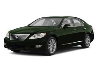 Peridot Mica 2011 Lexus LS 460 Pictures LS 460 Sedan 4D LS460L photos front view