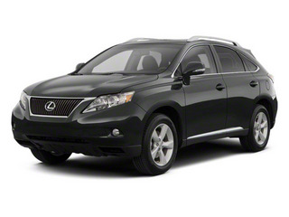 Smoky Granite Mica 2011 Lexus RX 450h Pictures RX 450h Utility 4D AWD photos front view