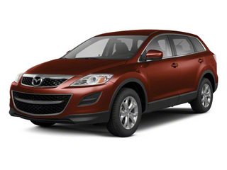 Copper Red Mica 2011 Mazda CX-9 Pictures CX-9 Utility 4D GT AWD photos front view