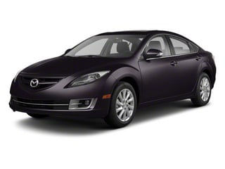 Black Cherry Metallic 2011 Mazda Mazda6 Pictures Mazda6 Sedan 4D i Touring Plus photos front view