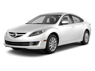 Techno White Pearl 2011 Mazda Mazda6 Pictures Mazda6 Sedan 4D i Touring Plus photos front view