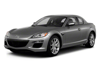 Liquid Silver Metallic 2011 Mazda RX-8 Pictures RX-8 Coupe 2D photos front view