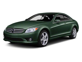 Jade Green Metallic 2011 Mercedes-Benz CL-Class Pictures CL-Class Coupe 2D CL63 AMG photos front view