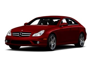 Barolo Red Metallic 2011 Mercedes-Benz CLS-Class Pictures CLS-Class Sedan 4D CLS63 AMG photos front view