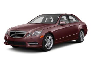 Designo Mystic Red Metallic 2011 Mercedes-Benz E-Class Pictures E-Class Sedan 4D E550 AWD photos front view