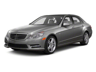 Designo Graphite Metallic 2011 Mercedes-Benz E-Class Pictures E-Class Sedan 4D E550 AWD photos front view