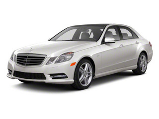 Designo Magno Cashmere White Matte 2011 Mercedes-Benz E-Class Pictures E-Class Sedan 4D E550 AWD photos front view