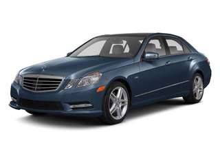 Capri Blue Metallic 2011 Mercedes-Benz E-Class Pictures E-Class Sedan 4D E550 AWD photos front view