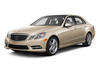 Pearl Beige Metallic 2011 Mercedes-Benz E-Class Pictures E-Class Sedan 4D E550 AWD photos front view