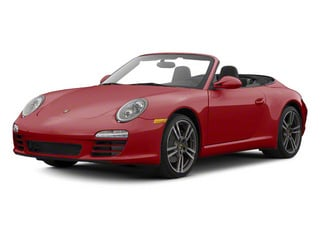 Ruby Red Metallic 2011 Porsche 911 Pictures 911 Cabriolet 2D S photos front view