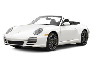 Carrara White 2011 Porsche 911 Pictures 911 Cabriolet 2D S photos front view