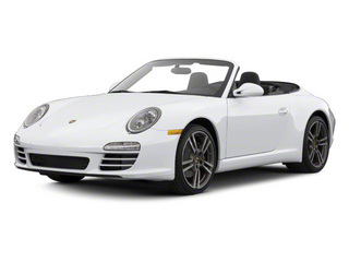 Arctic Silver Metallic 2011 Porsche 911 Pictures 911 Cabriolet 2D photos front view