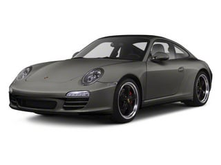 Meteor Grey Metallic 2011 Porsche 911 Pictures 911 Coupe 2D 4S Targa AWD photos front view