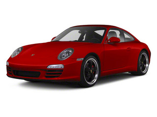 Guards Red 2011 Porsche 911 Pictures 911 Coupe 2D Turbo S AWD photos front view