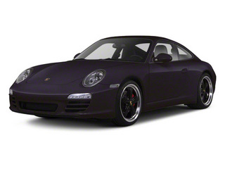 Amethyst Metallic 2011 Porsche 911 Pictures 911 Coupe 2D 4S Targa AWD photos front view