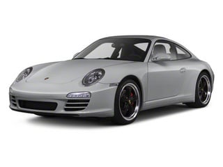 Arctic Silver Metallic 2011 Porsche 911 Pictures 911 Coupe 2D 4S Targa AWD photos front view