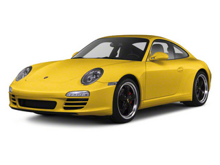 Speed Yellow 2011 Porsche 911 Pictures 911 Coupe 2D 4S Targa AWD photos front view