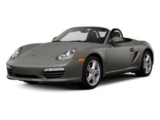 Meteor Grey Metallic 2011 Porsche Boxster Pictures Boxster Roadster 2D photos front view